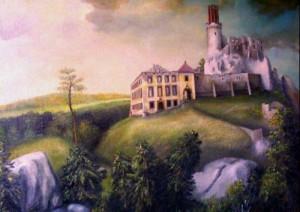 zamek-Rabsztyn